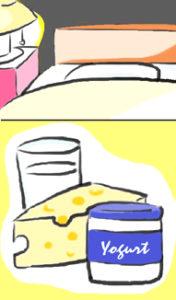 睡眠と食事